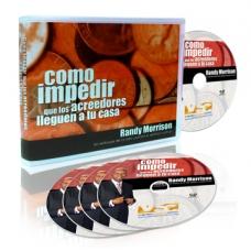 Como impedir que los Acreedores lleguen a tu Casa Audio Libro - 4 CD´s